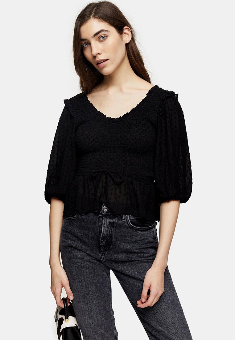 Блуза Topshop (Топ Шоп) 13Y01SBLK