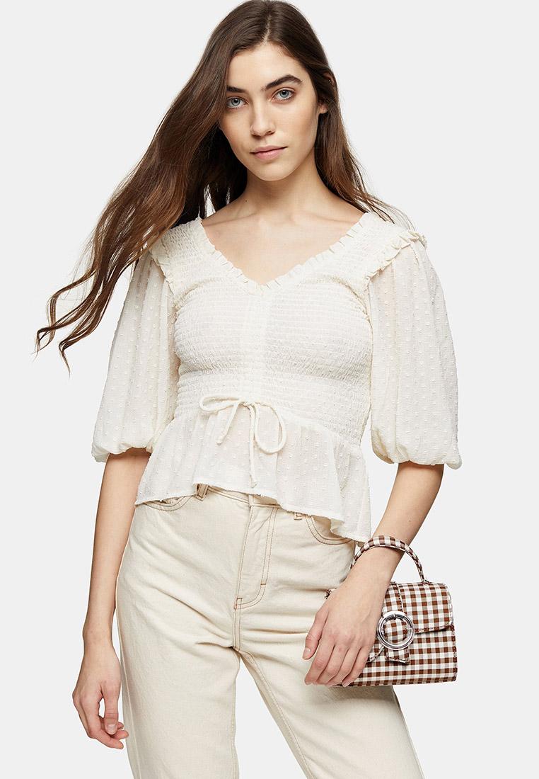 Блуза Topshop (Топ Шоп) 13Y01SIVR