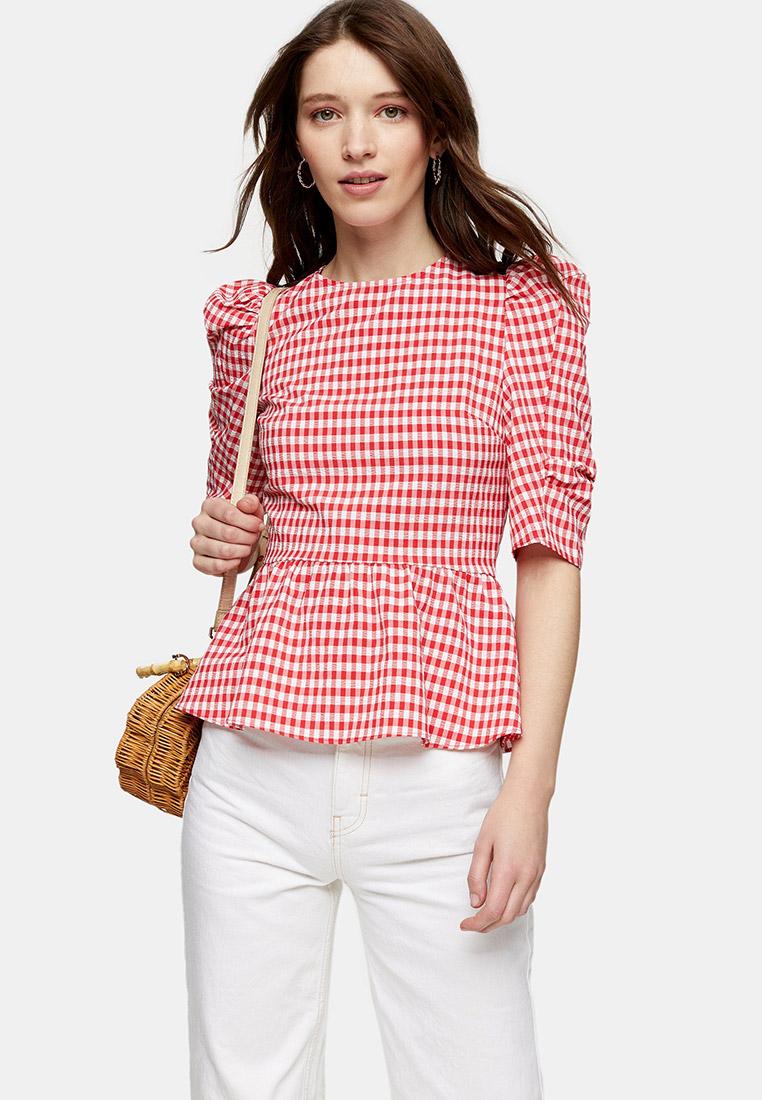 Блуза Topshop (Топ Шоп) 13G51SRED