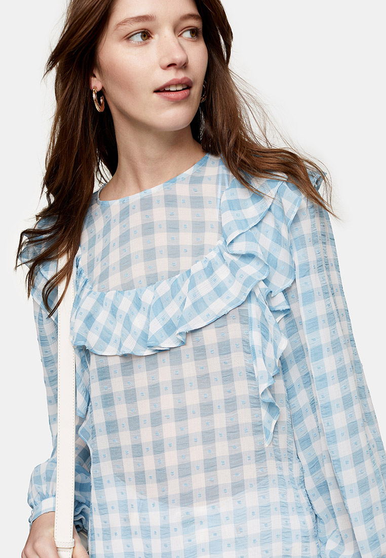 Блуза Topshop (Топ Шоп) 13P06SBLE: изображение 2
