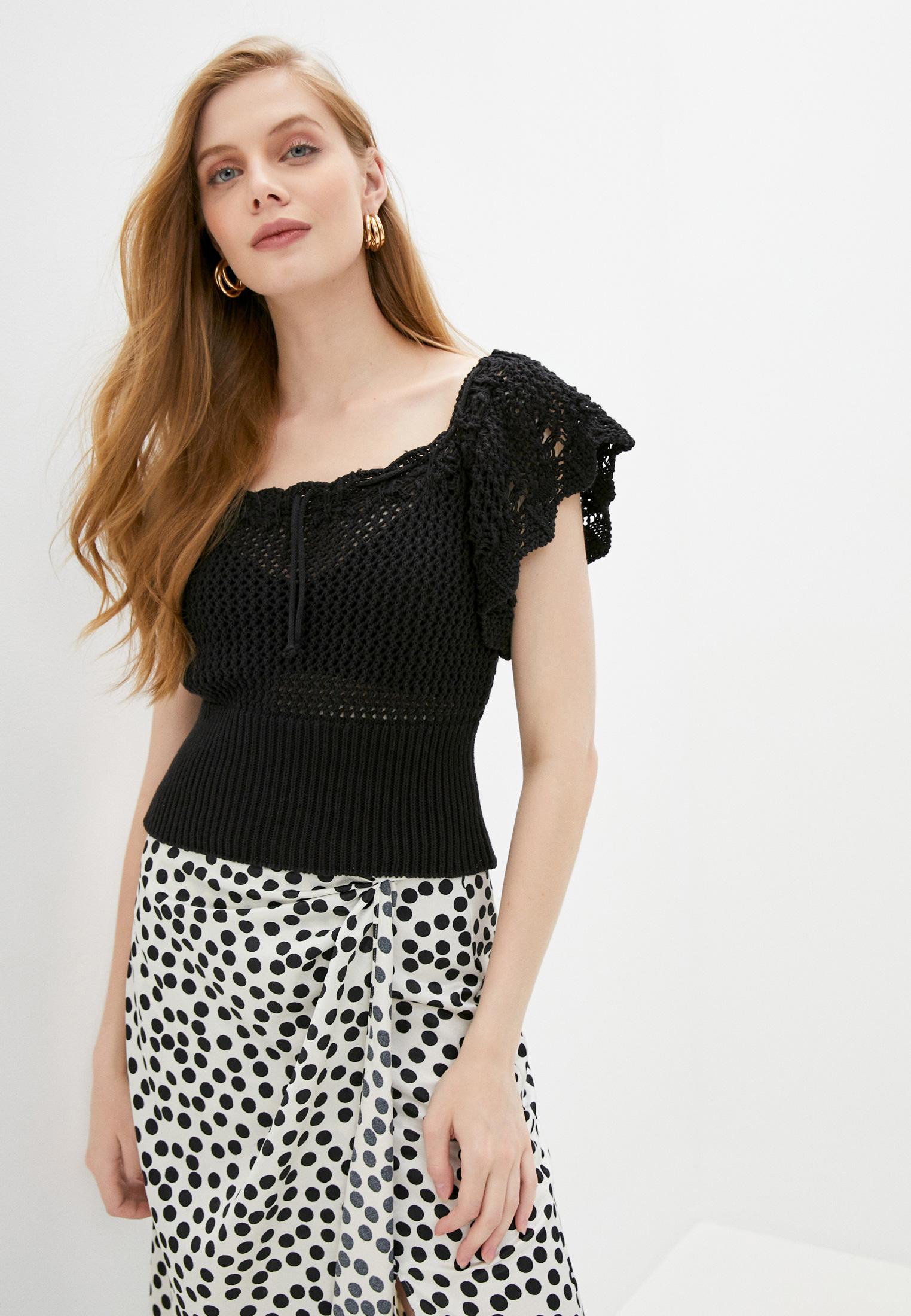 Блуза Topshop (Топ Шоп) 23W08SBLK