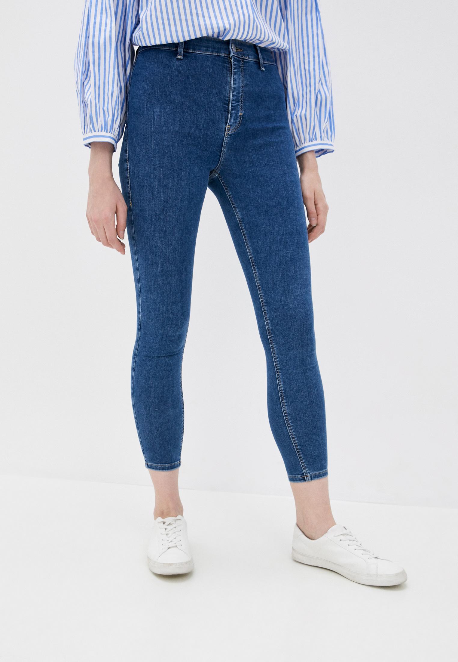 Зауженные джинсы Topshop (Топ Шоп) 02W18SMDT