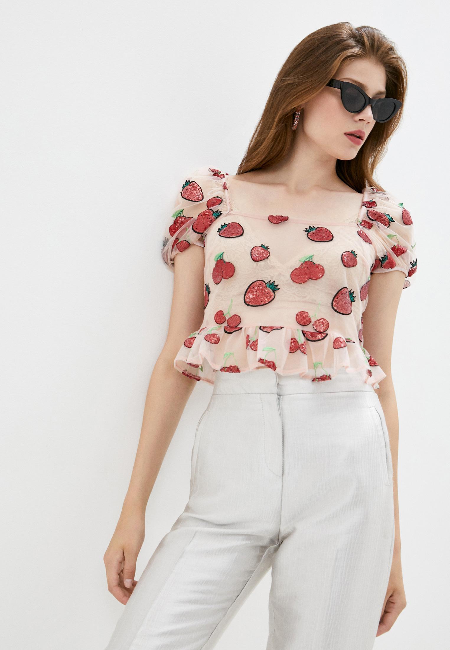 Блуза Topshop (Топ Шоп) 04E10RMUL