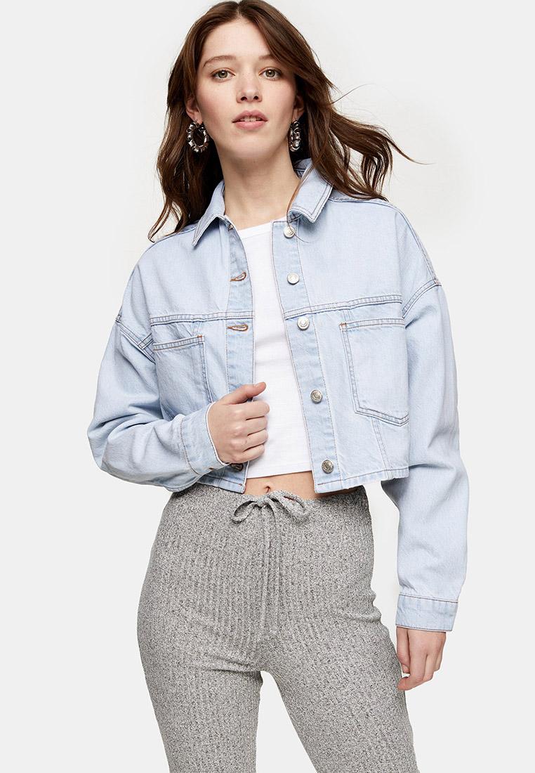 Джинсовая куртка Topshop (Топ Шоп) 05J82RBLC