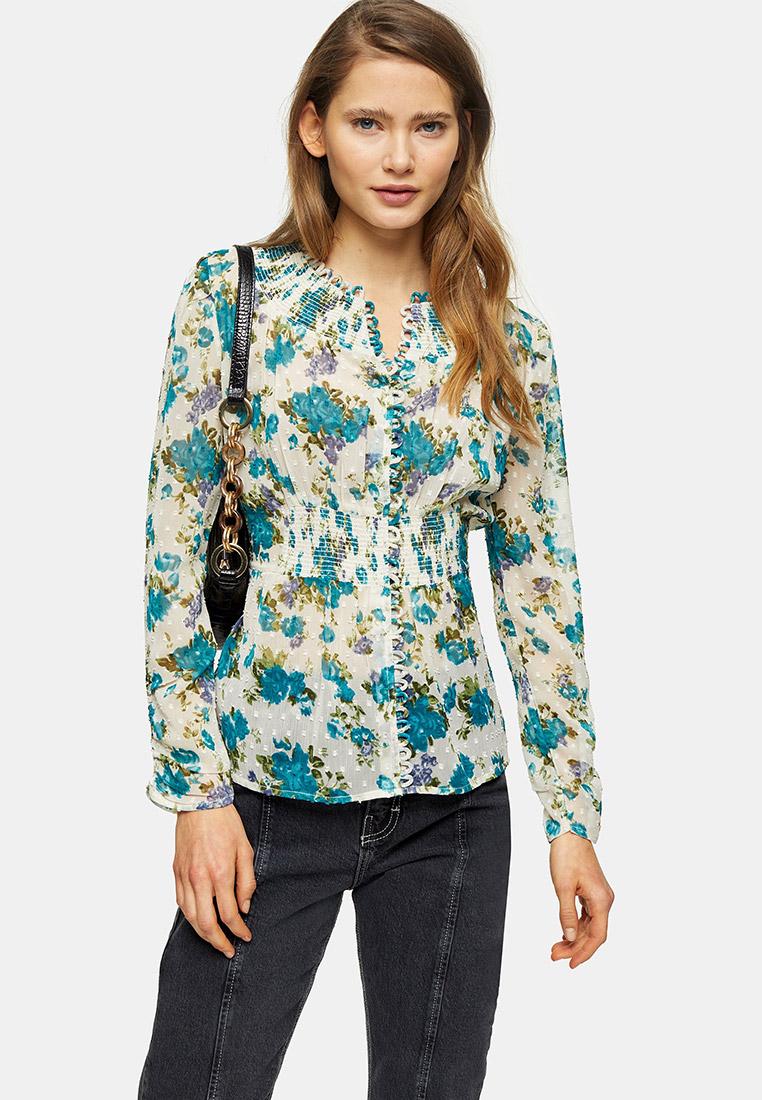 Блуза Topshop (Топ Шоп) 13G23SIVR