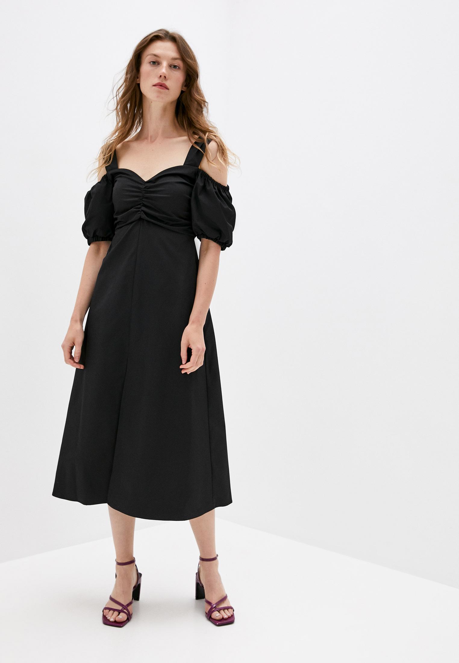 Платье Topshop (Топ Шоп) 10S80SBLK