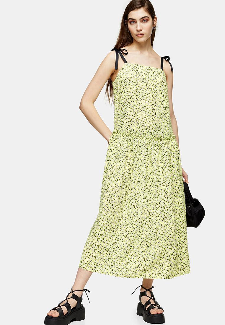 Женские платья-сарафаны Topshop (Топ Шоп) 10W03SLME