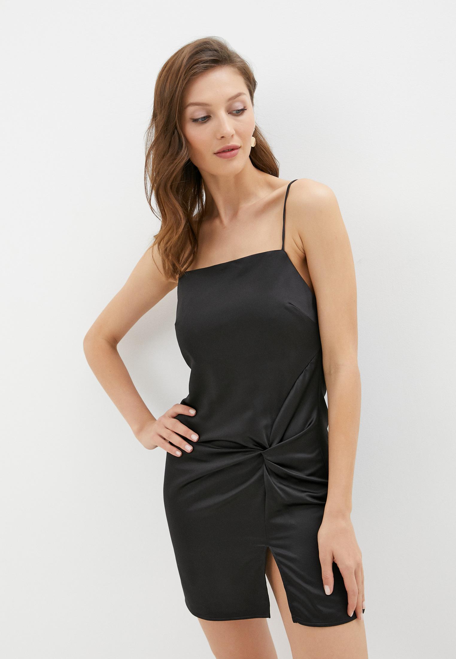 Вечернее / коктейльное платье Topshop (Топ Шоп) 10L24SBLK