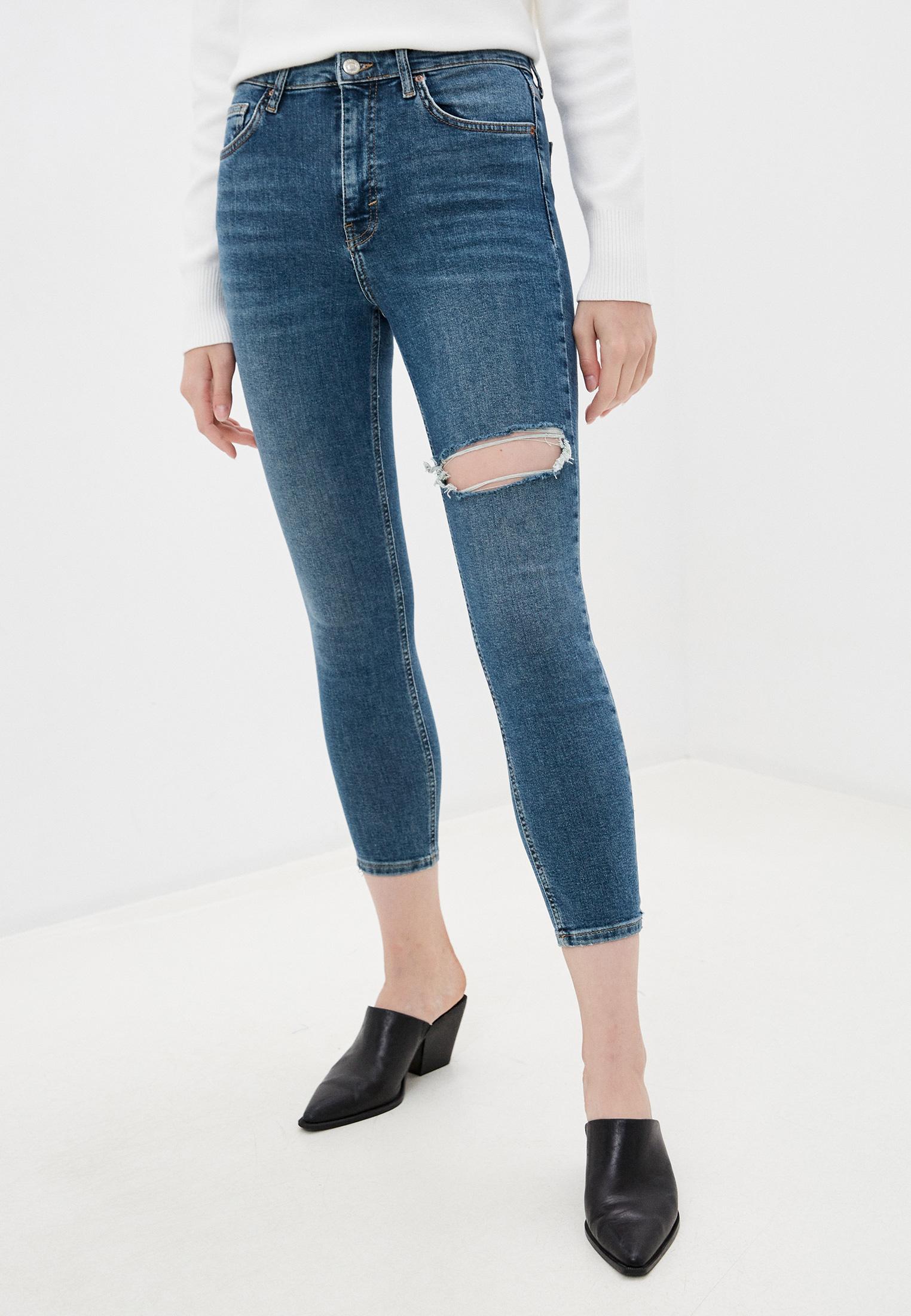 Зауженные джинсы Topshop (Топ Шоп) 02F03SGRN