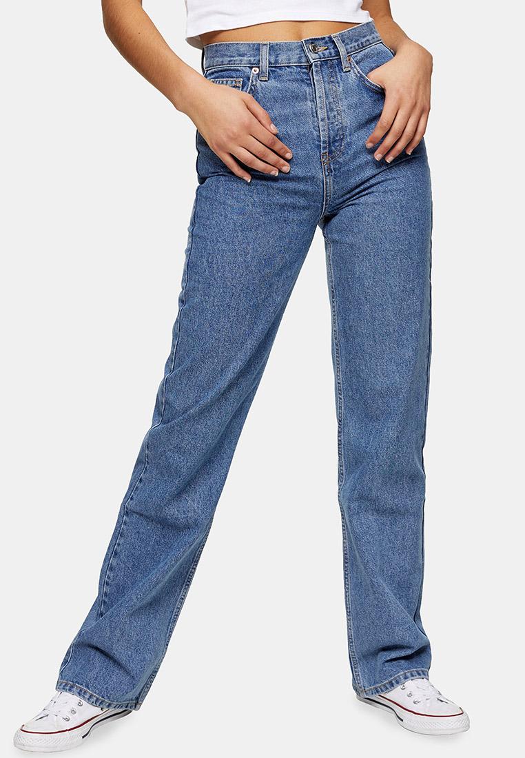 Прямые джинсы Topshop (Топ Шоп) 02S06SMDT