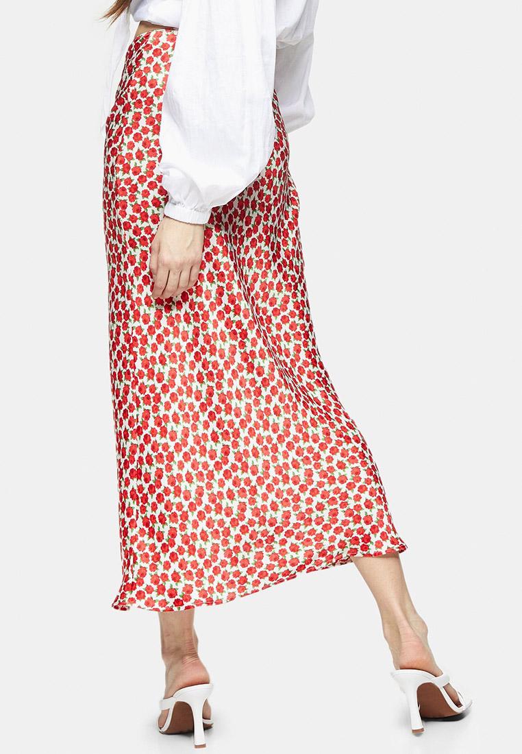 Прямая юбка Topshop (Топ Шоп) 27N63SRED: изображение 2