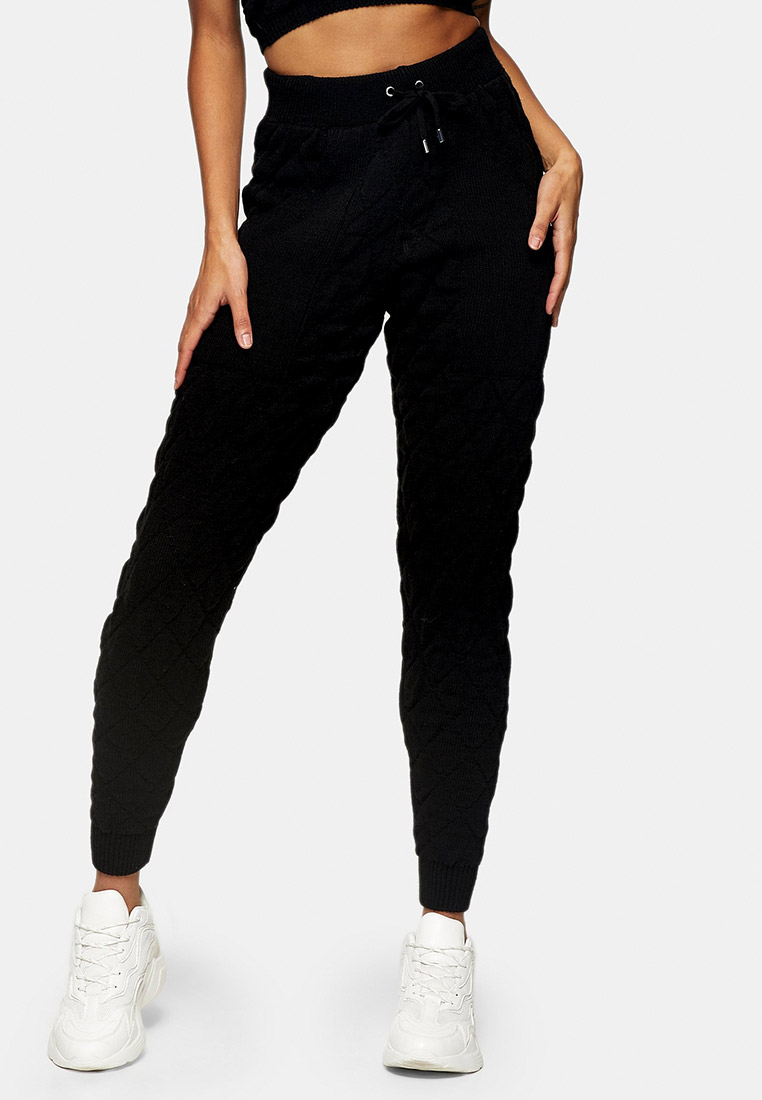 Женские спортивные брюки Topshop (Топ Шоп) 23B14TBLK