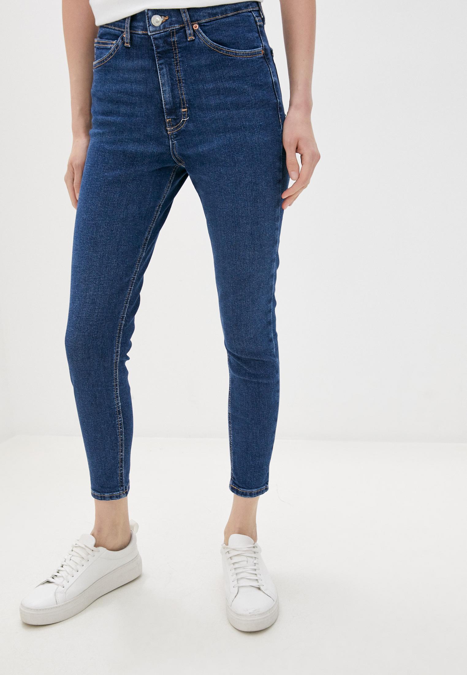 Зауженные джинсы Topshop (Топ Шоп) 02W01TRCH