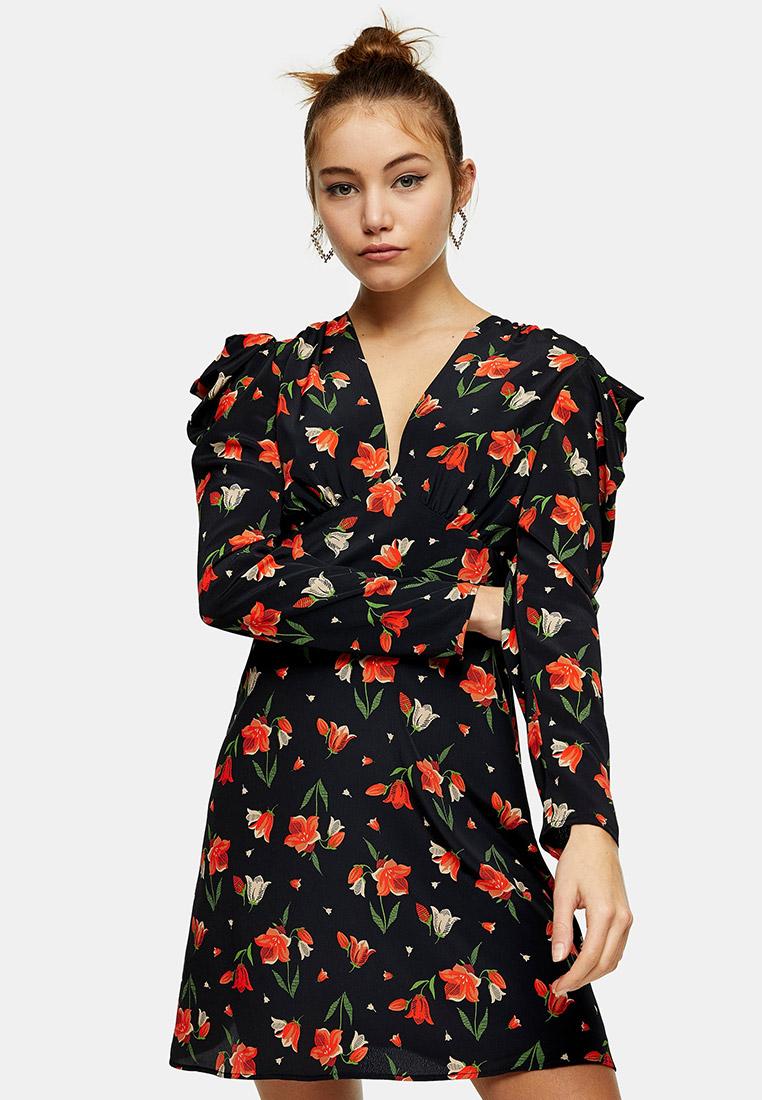 Вечернее / коктейльное платье Topshop (Топ Шоп) 10M82TMUL