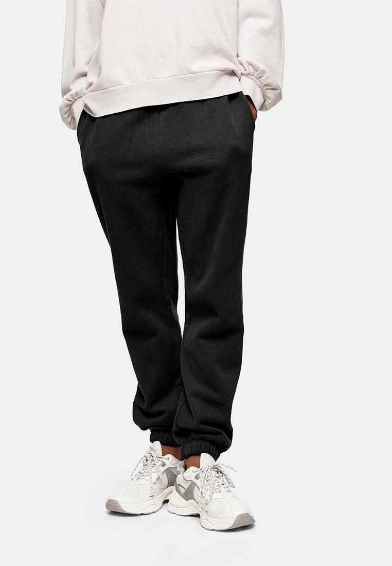 Женские спортивные брюки Topshop (Топ Шоп) 16J46TBLK