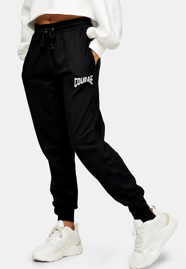 Женские спортивные брюки Topshop (Топ Шоп) 16J56TBLK