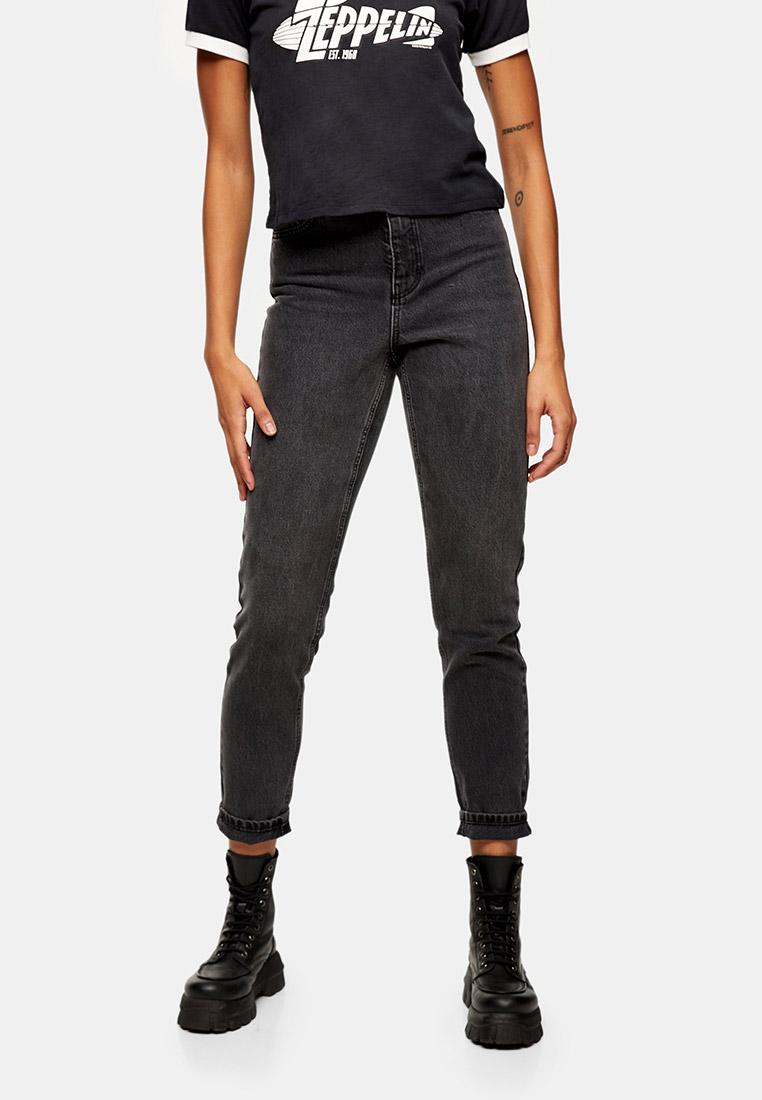Зауженные джинсы Topshop (Топ Шоп) 02W91SWBK