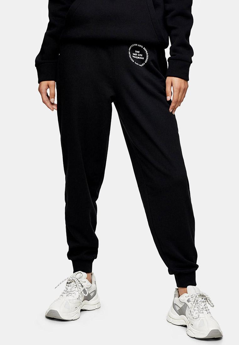 Женские спортивные брюки Topshop (Топ Шоп) 04M97TBLK