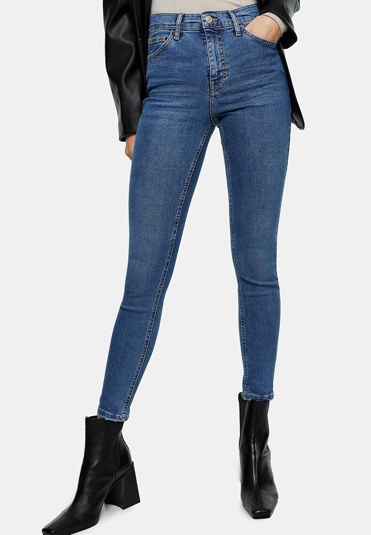 Зауженные джинсы Topshop (Топ Шоп) 02W08TMDT