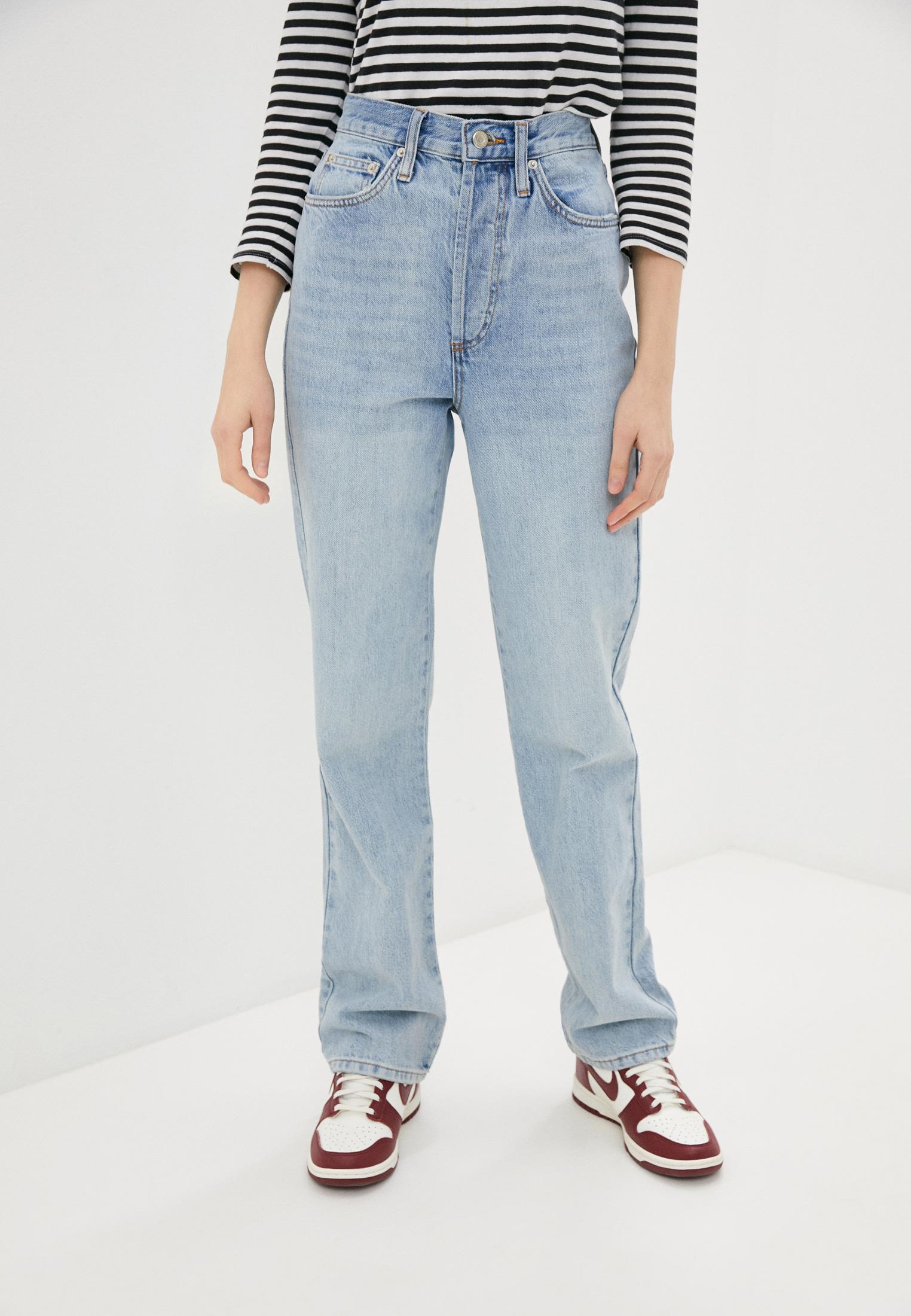 Прямые джинсы Topshop (Топ Шоп) 02X16SBLC