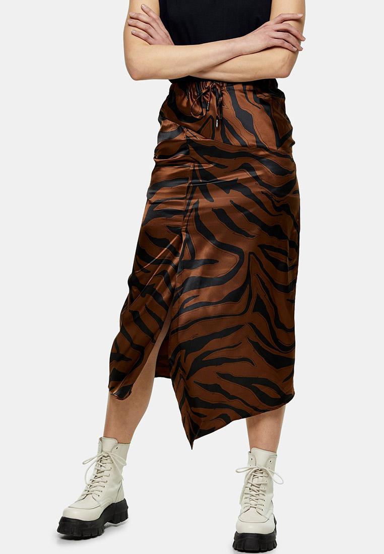 Широкая юбка Topshop (Топшоп) 27M34TTAN