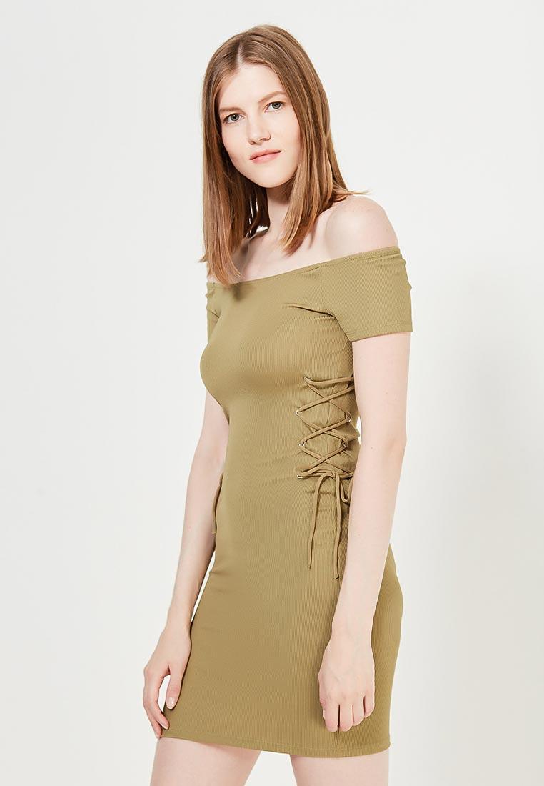 Повседневное платье Topshop (Топ Шоп) 35B14MKHA