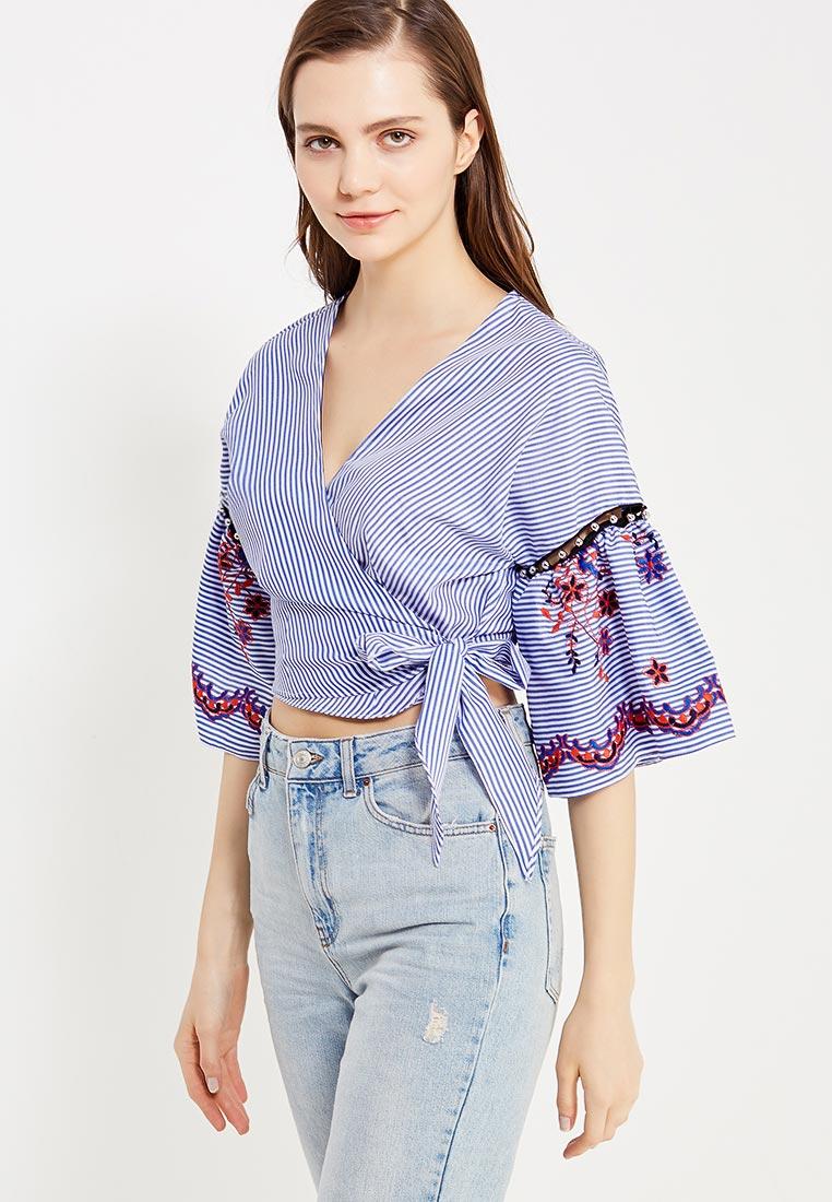 Блуза Topshop (Топ Шоп) 13Q07MBLE