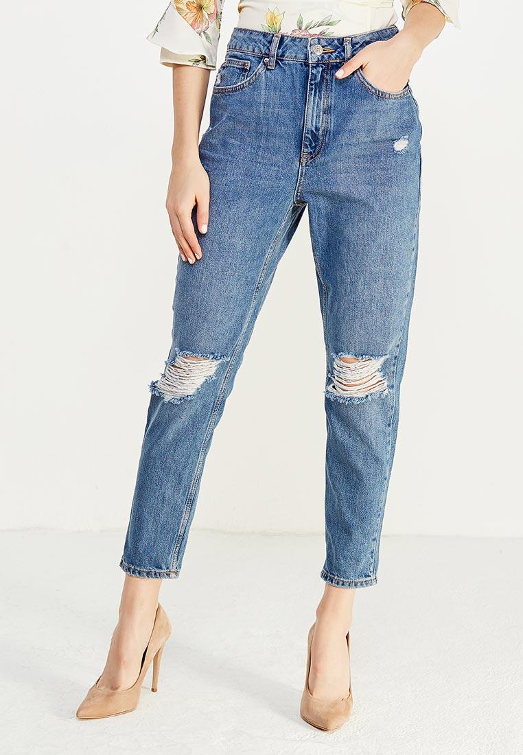 Зауженные джинсы Topshop (Топ Шоп) 02M07MMDT