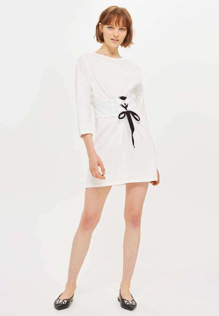 Повседневное платье Topshop (Топ Шоп) 10J01MCRM