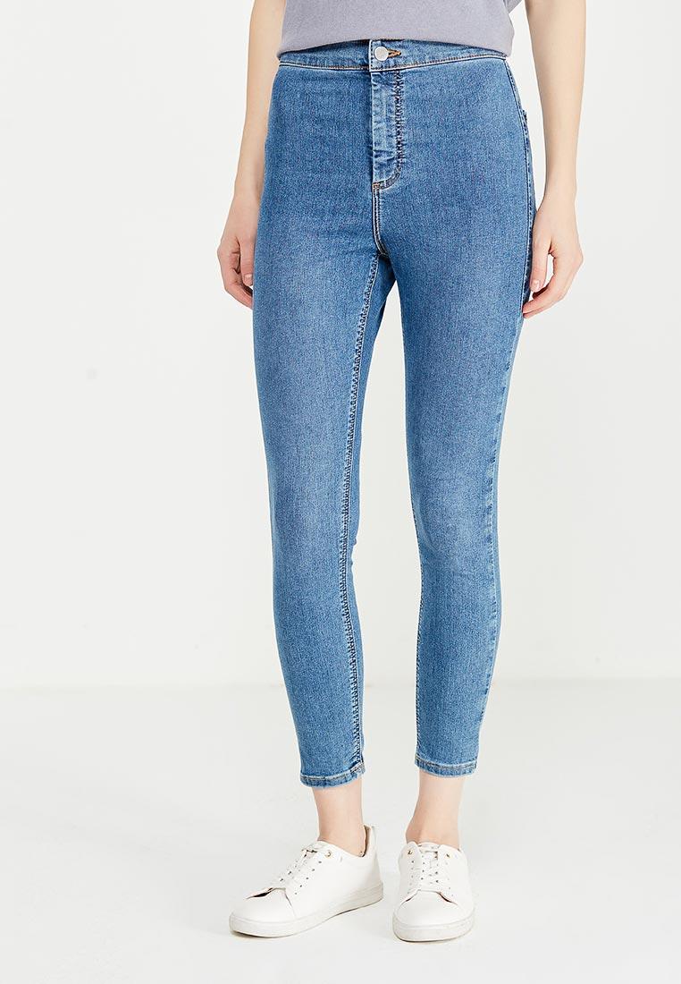 Зауженные джинсы Topshop (Топ Шоп) 02J04MMDT