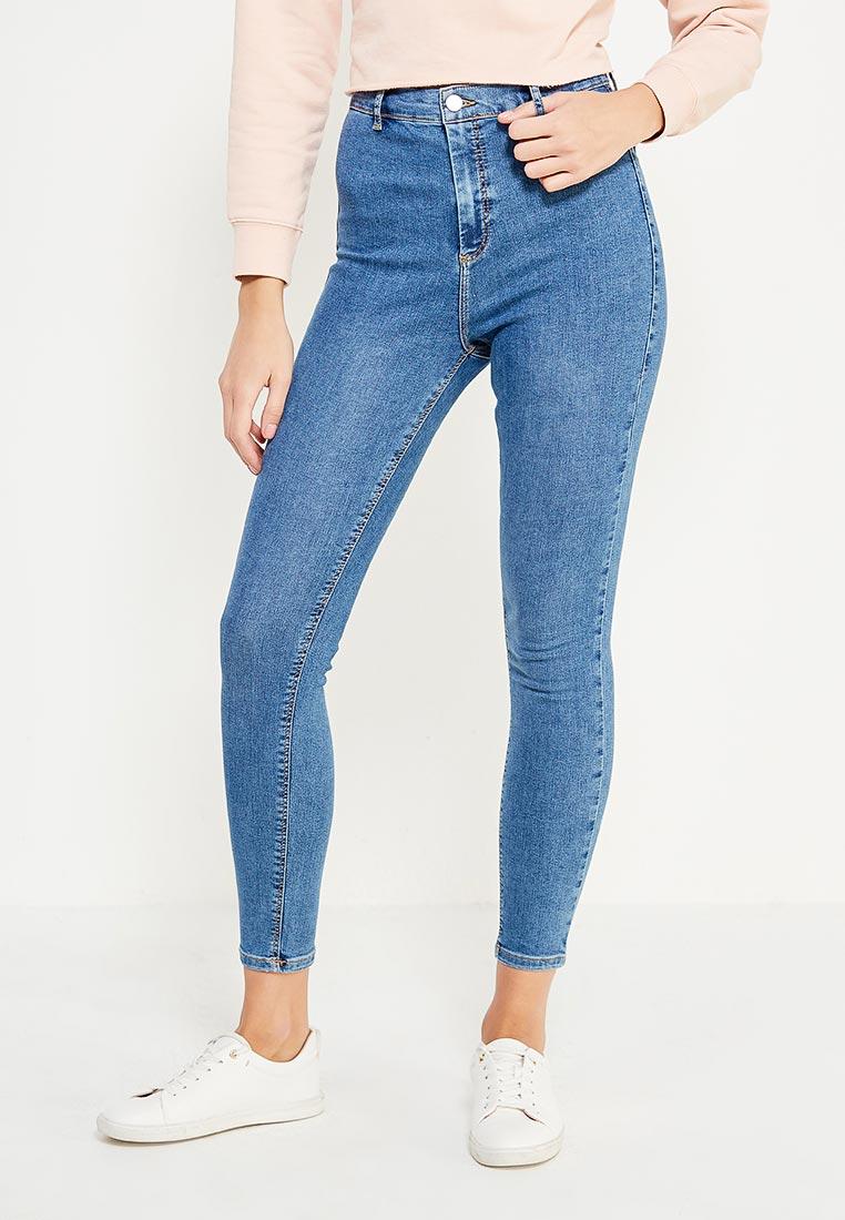 Зауженные джинсы Topshop (Топ Шоп) 02J05MMDT