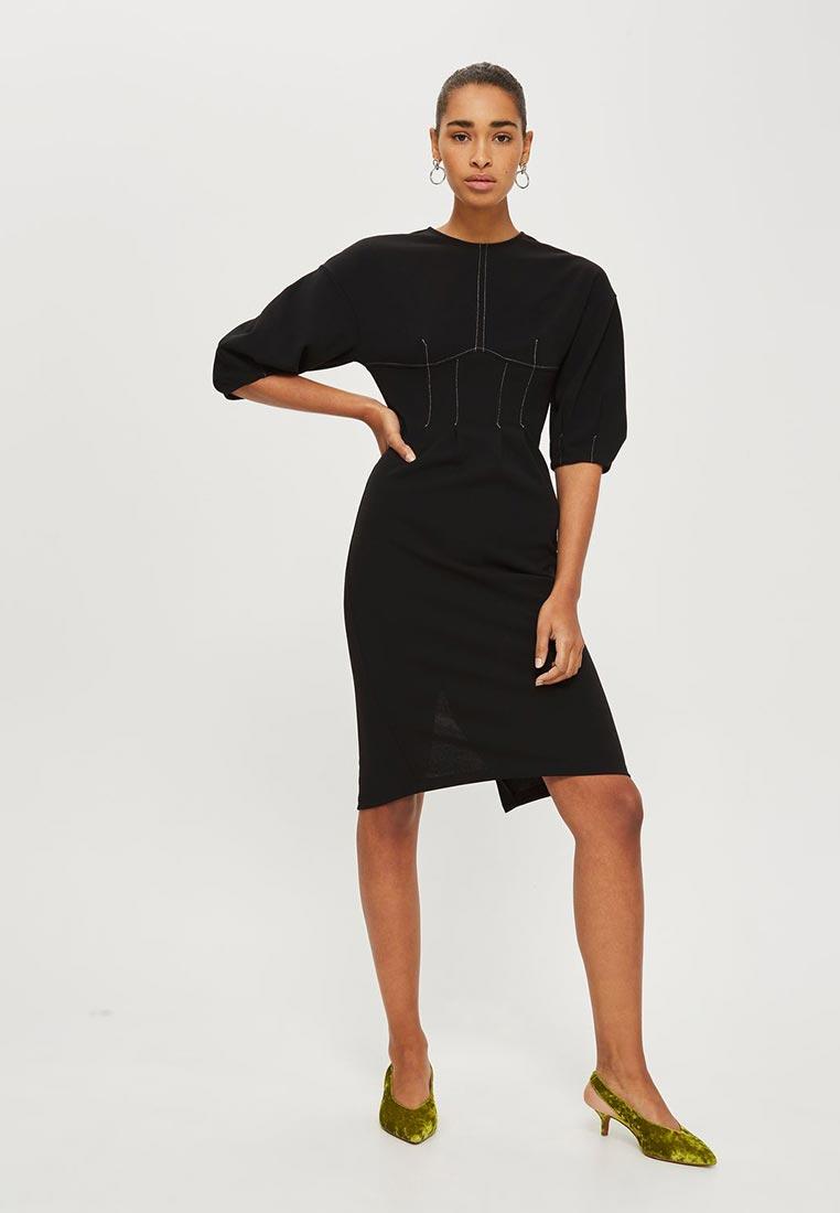 Платье Topshop (Топ Шоп) 10F26MBLK