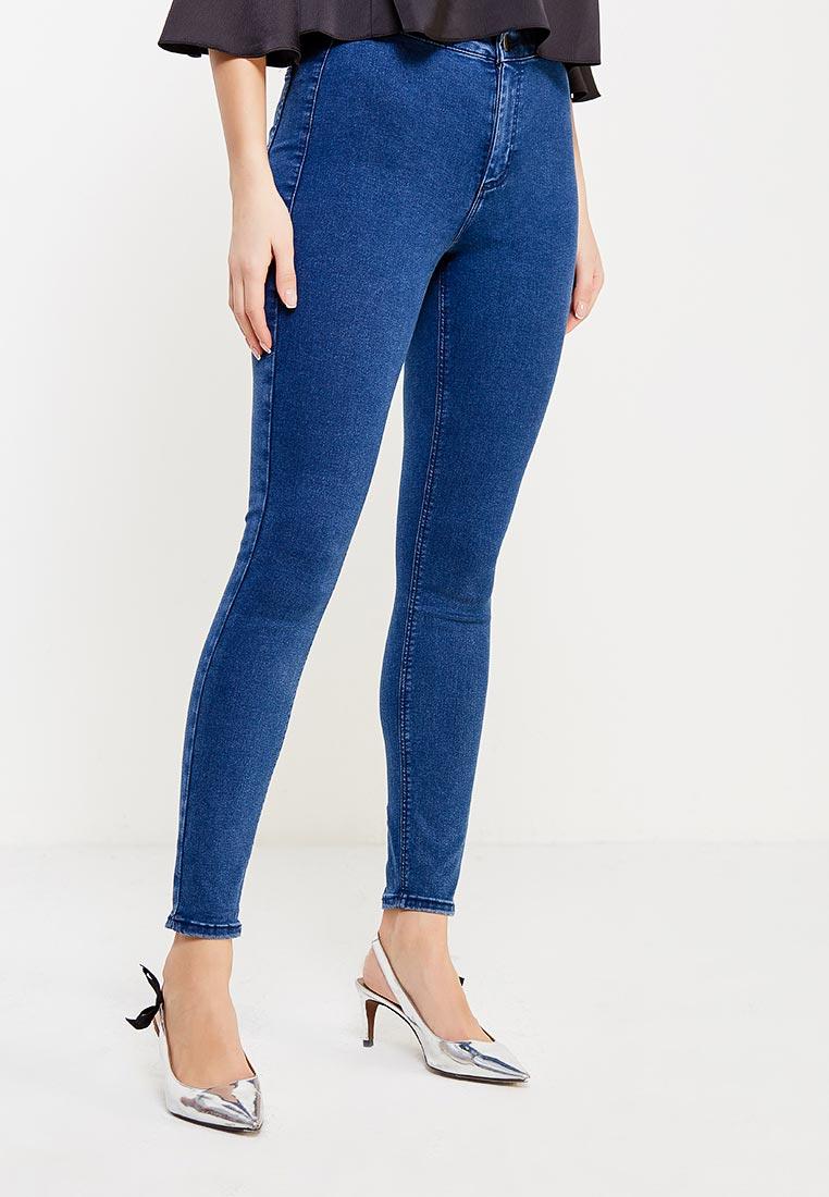 Зауженные джинсы Topshop (Топ Шоп) 02P02MDST