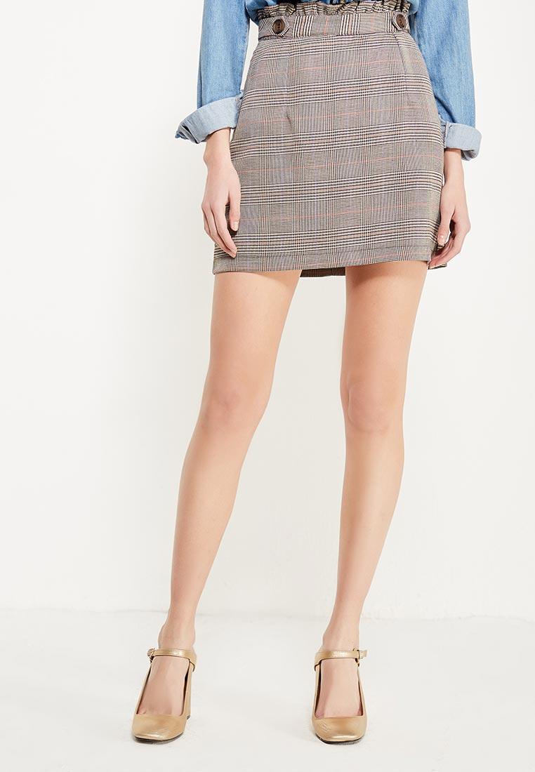 Прямая юбка Topshop (Топ Шоп) 27M15MSTN: изображение 1