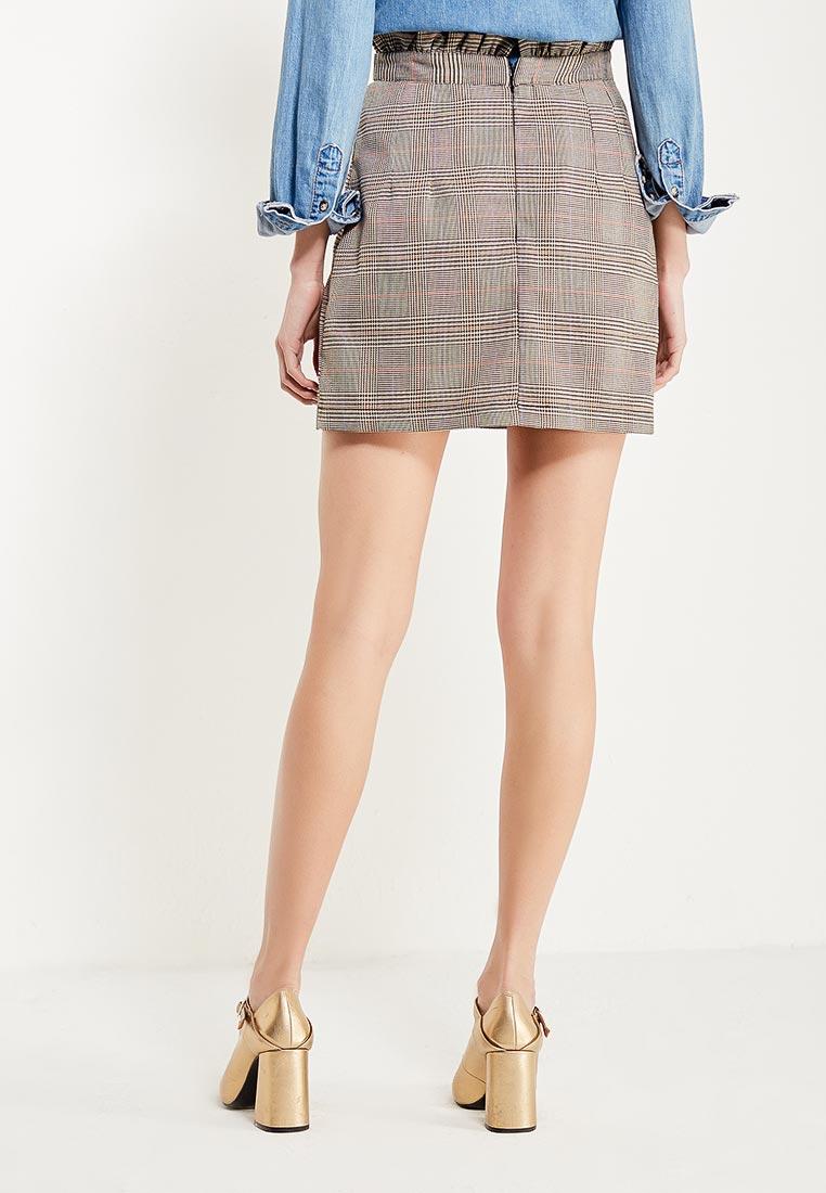 Прямая юбка Topshop (Топ Шоп) 27M15MSTN: изображение 3