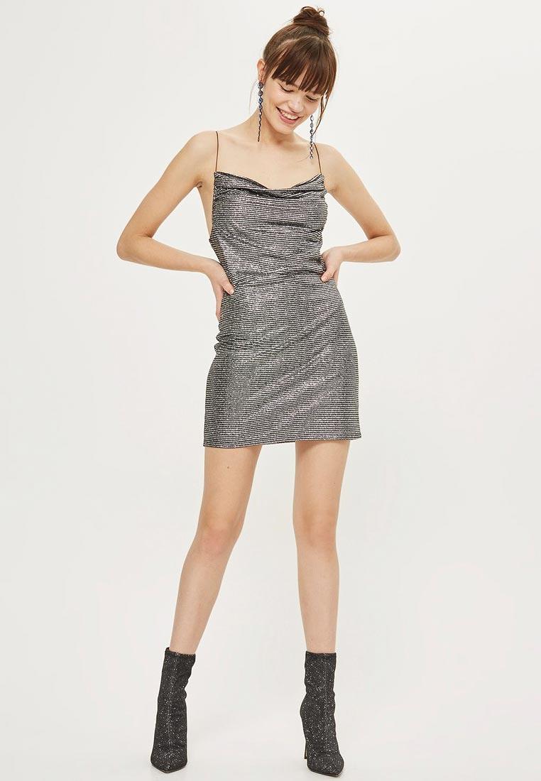 Вечернее / коктейльное платье Topshop (Топшоп) 35B52MSLV