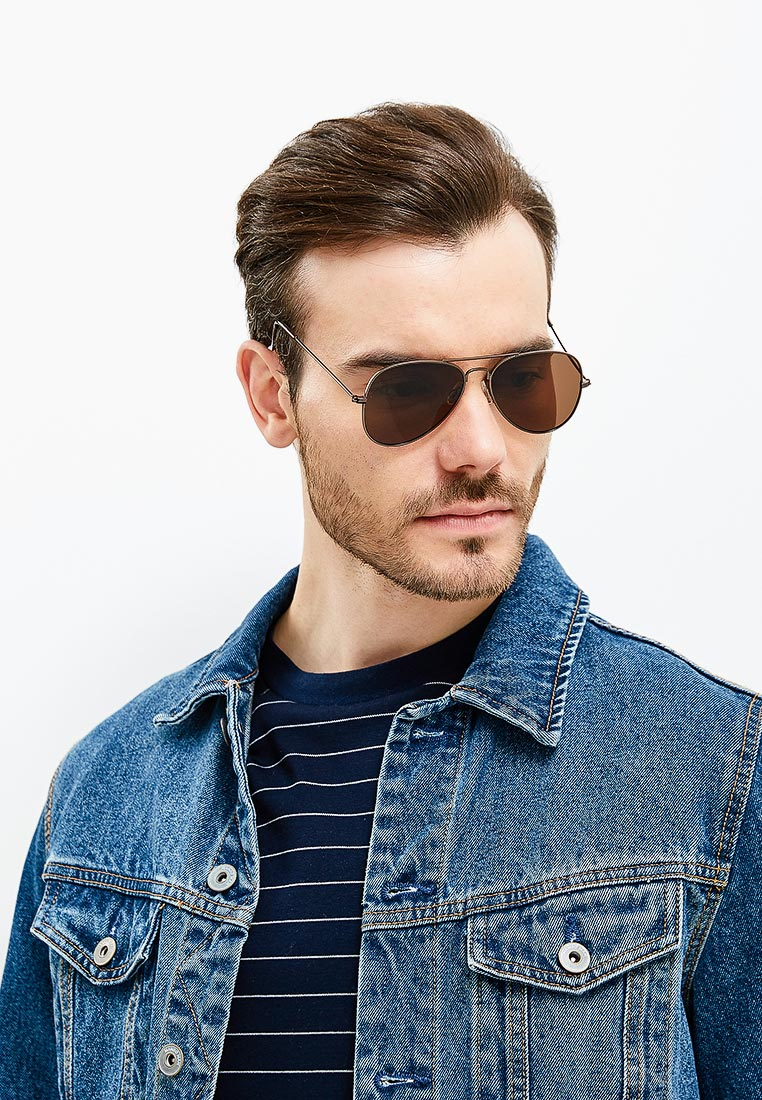 Мужские солнцезащитные очки Topman (Топмэн) 56S15RBRN: изображение 3