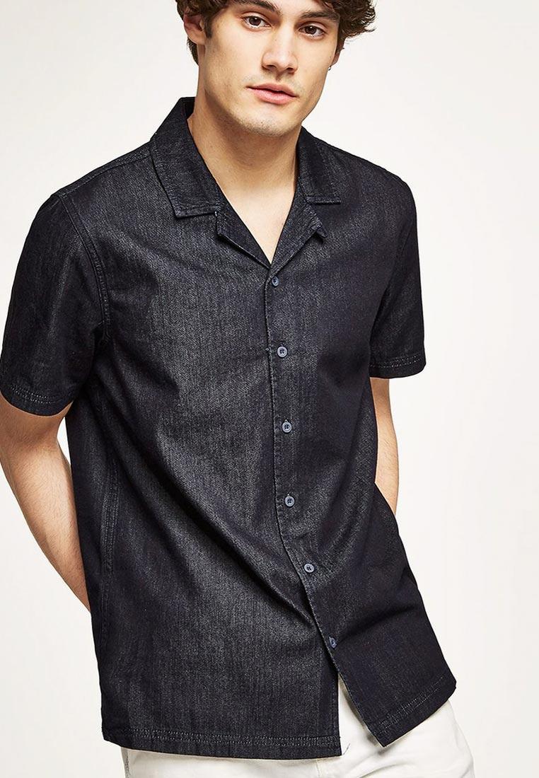 Рубашка с коротким рукавом Topman (Топмэн) 83S02PIND
