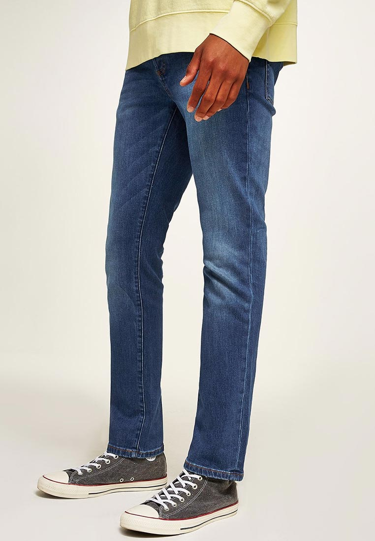 Зауженные джинсы Topman (Топмэн) 69F20QMST