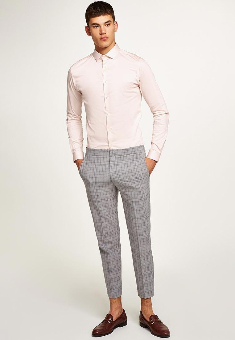 Рубашка с длинным рукавом Topman (Топмэн) 84P09PLBL