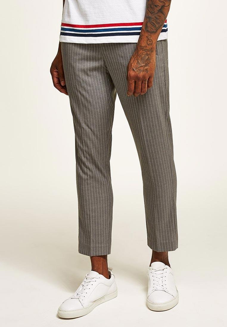 Мужские повседневные брюки Topman (Топмэн) 88D00RGRY