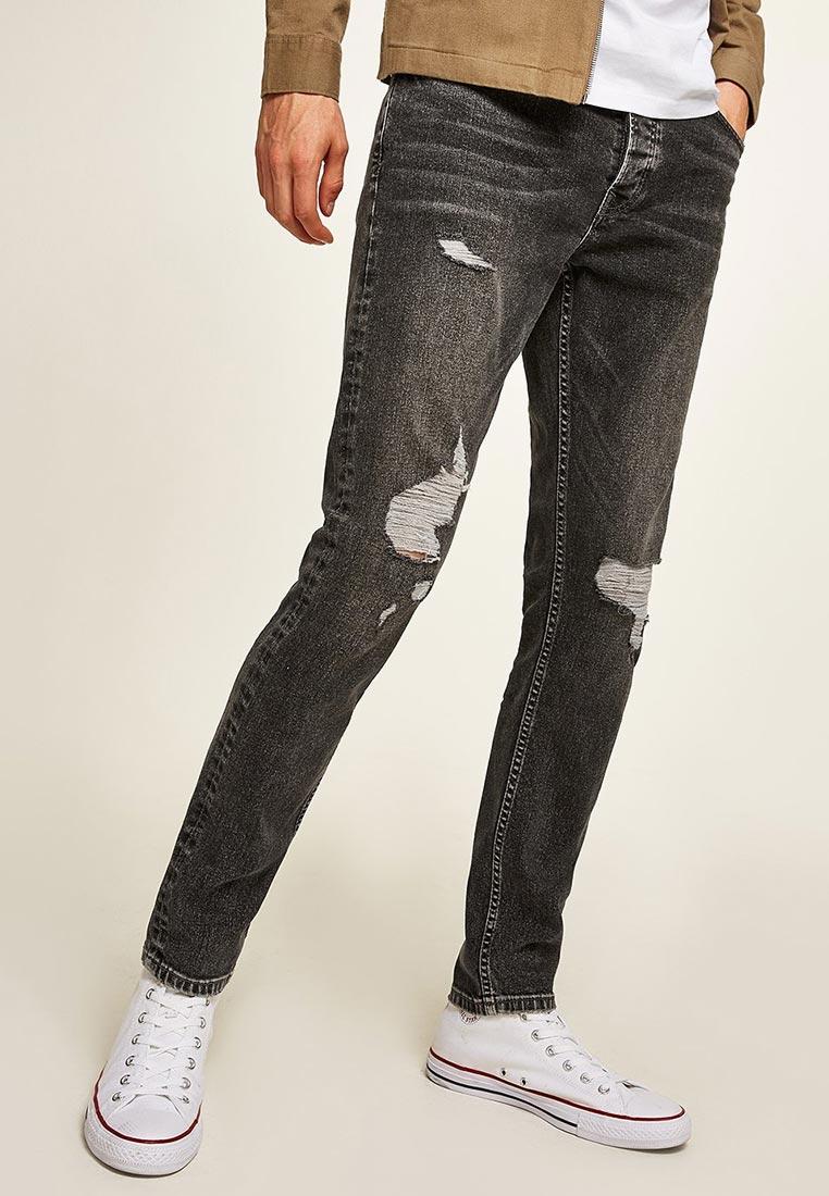 Зауженные джинсы Topman (Топмэн) 69B11QWBL