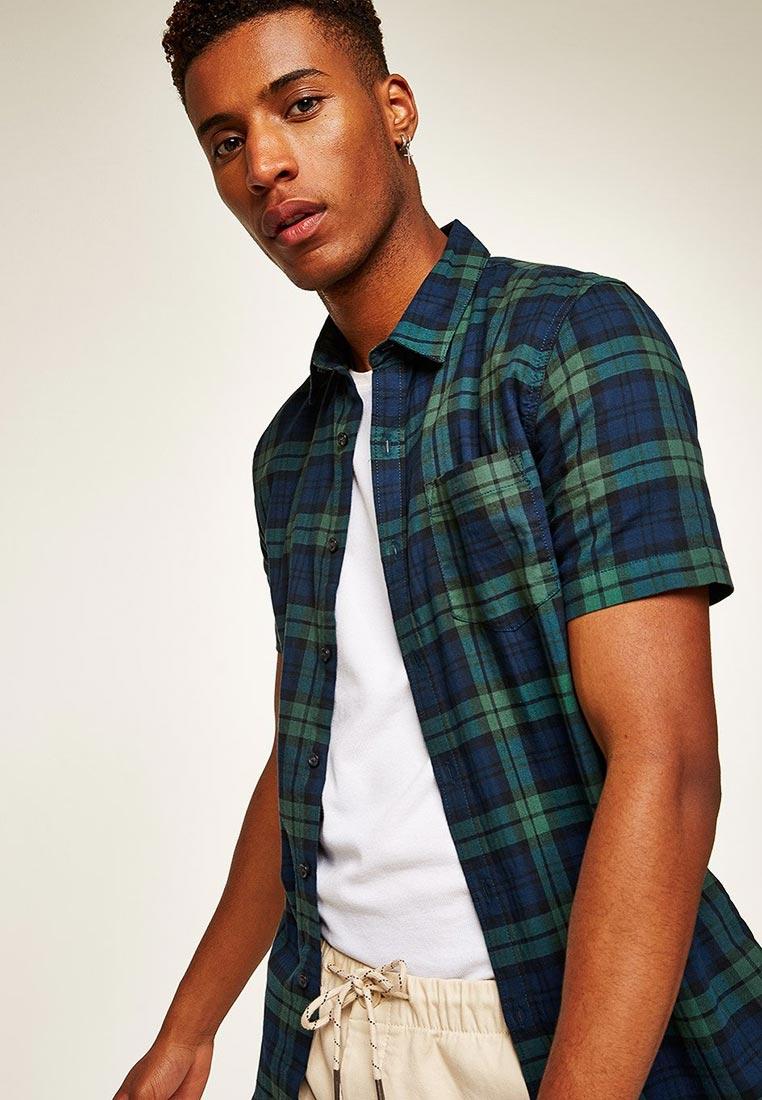 Рубашка с длинным рукавом Topman (Топмэн) 83U07PNAV