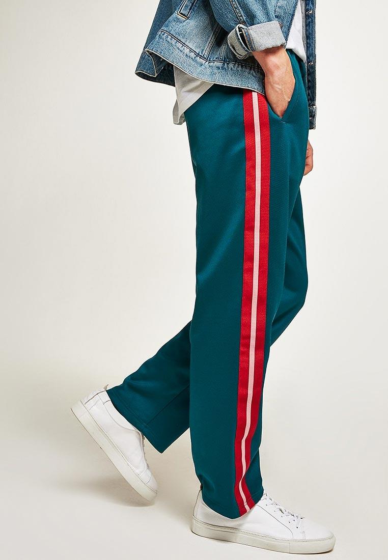 Мужские спортивные брюки Topman (Топмэн) 68J04QBLE