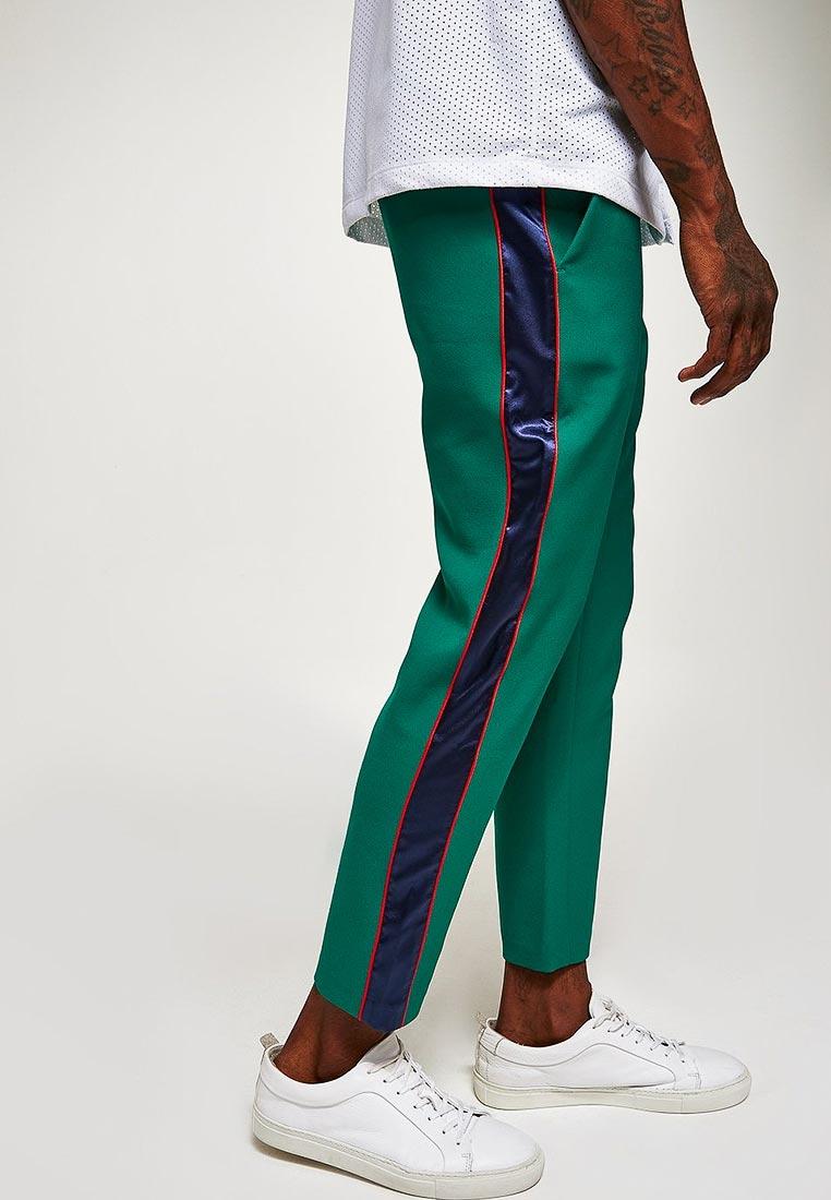 Мужские повседневные брюки Topman (Топмэн) 88D31RGRN