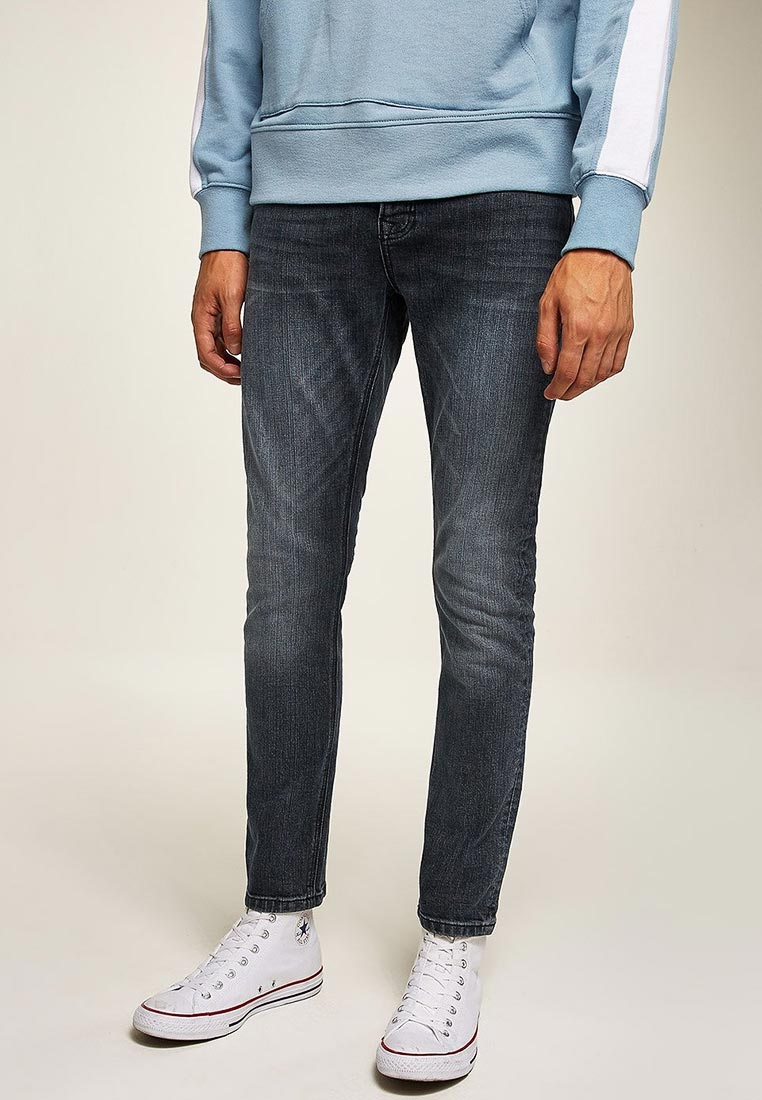 Зауженные джинсы Topman (Топмэн) 69J05QMST