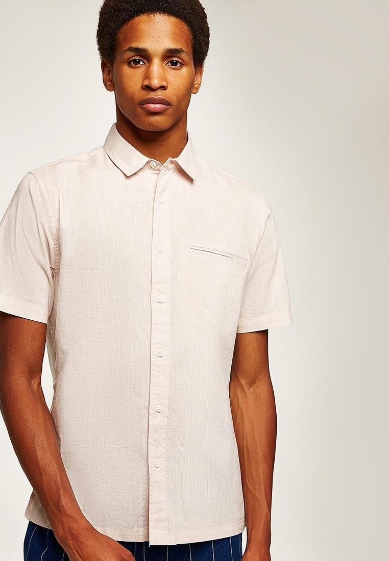 Рубашка с коротким рукавом Topman (Топмэн) 83P12PSTN