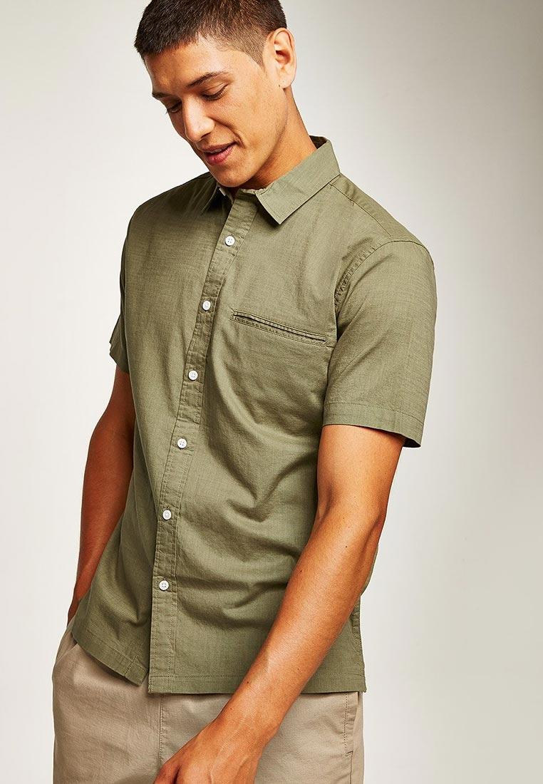 Рубашка с коротким рукавом Topman (Топмэн) 83P14PGRY