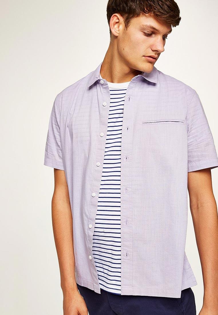 Рубашка с коротким рукавом Topman (Топмэн) 83P15PPLE