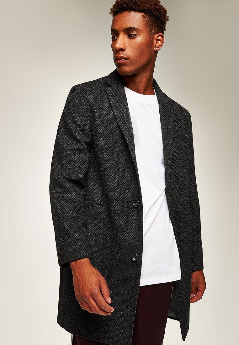 Мужские пальто Topman (Топмэн) 64D40PGRY